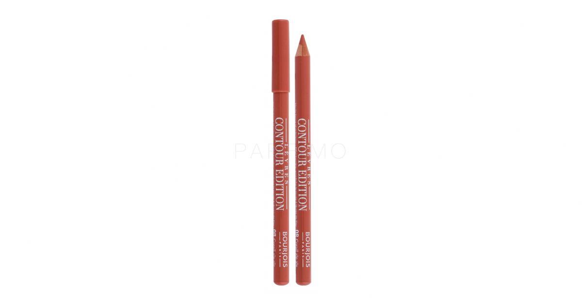 Creion buze Bourjois Contour Edition 08 Corail Aie Aie, 1