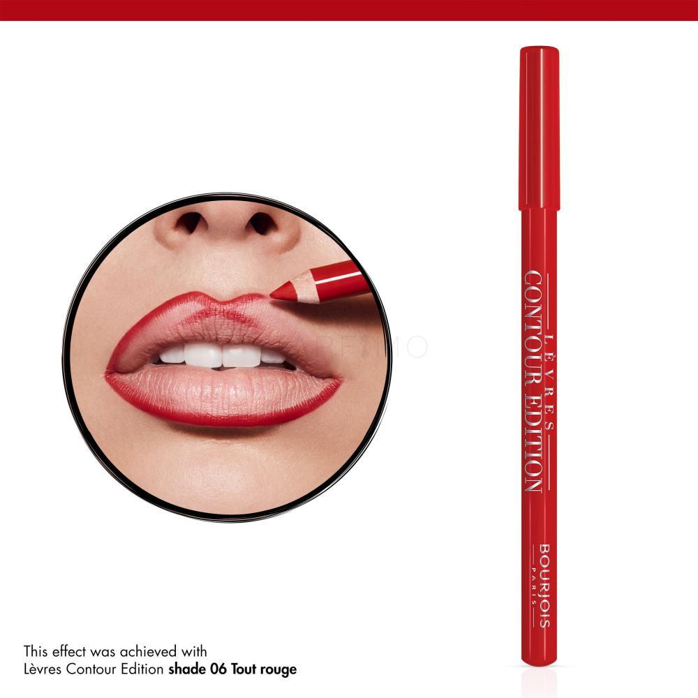 BOURJOIS Paris Contour Edition Creion de buze pentru femei